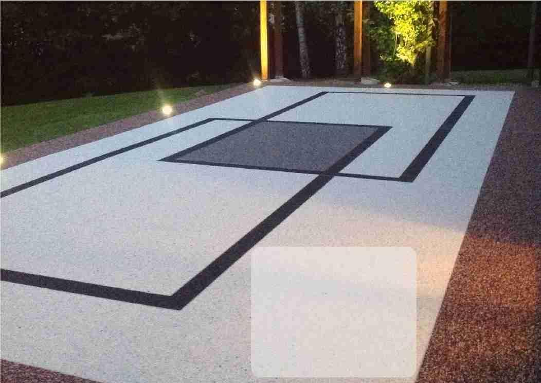 granulat de marbre resine le site d co. Black Bedroom Furniture Sets. Home Design Ideas