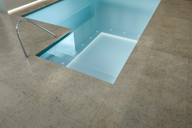 Construction de piscine villeneuve de la raho perpignan for Constructeur piscine perpignan