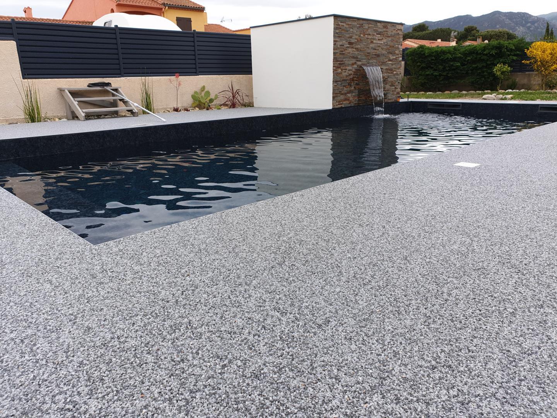 Piscine En Pierre Hors Sol cdng piscines | construction de piscine | perpignan